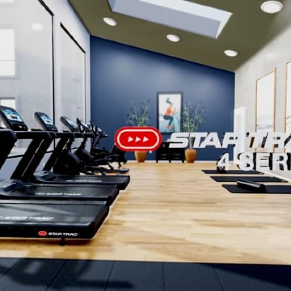 Star Trac 4 Series Sizzle Video